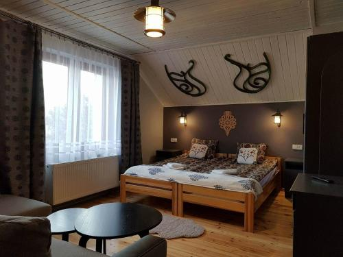 Koliba nad Białką - Accommodation - Czarna Góra