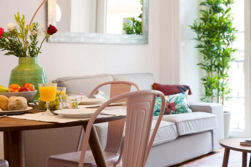 2 Suites Stylish Flat At Bairro Alto-Principe Real