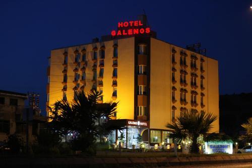 Bergama Galenos Hotel tek gece fiyat