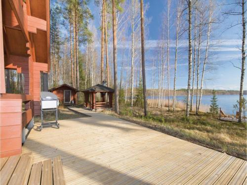 One-Bedroom Holiday Home in Hauhala