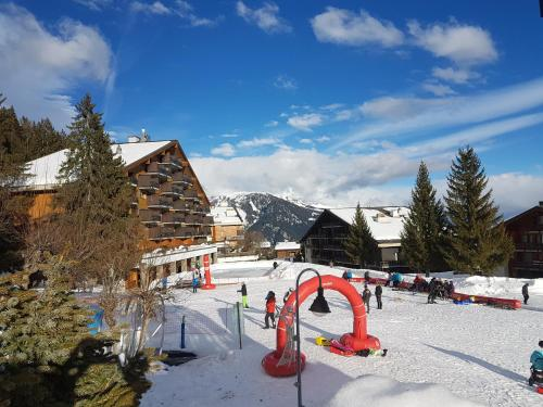 Holidays Groupes Anzere