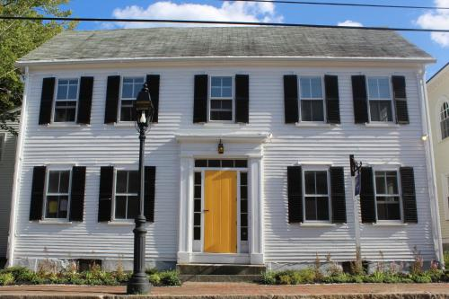 . The Sailmaker's House