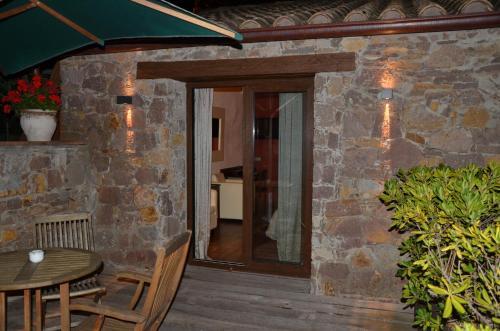 Habitación Doble Superior con terraza Hotel Galena Mas Comangau 49