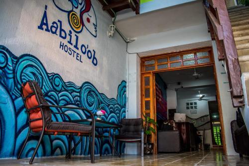 House Aabilo'ob... Hostel Progreso Mexico