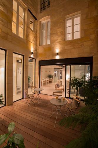 . Hôtel La Cour Carrée Bordeaux Centre