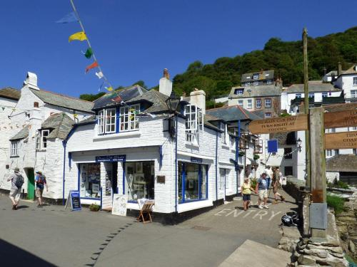 Harbour Bridge, Polperro, Cornwall