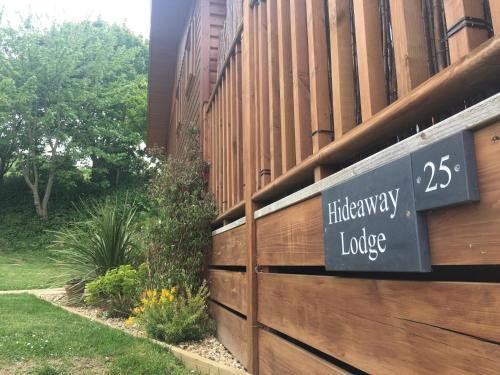 Hideaway Lodge, Tintagel, Cornwall