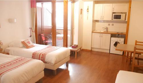 Le Grand Chalet - Le Studio - Hotel - Brides-les-Bains