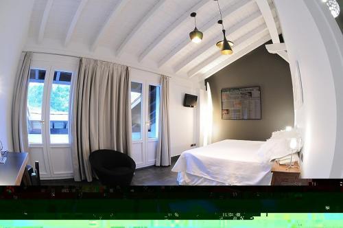 Habitación Doble con terraza Aldori Landetxea 15