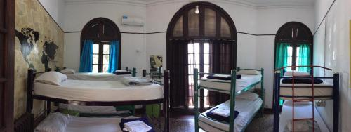 Deluxe Bed in 8-Bed Dormitory Room