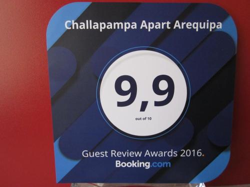 Hotel Challapampa Apart Arequipa