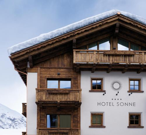 Eco & Wellness Boutique Hotel Sonne Livigno