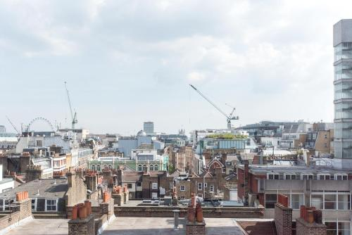 Soho Luxury Apartment a London