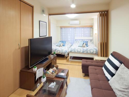 レジデンシャルアパートメント イン 新宿