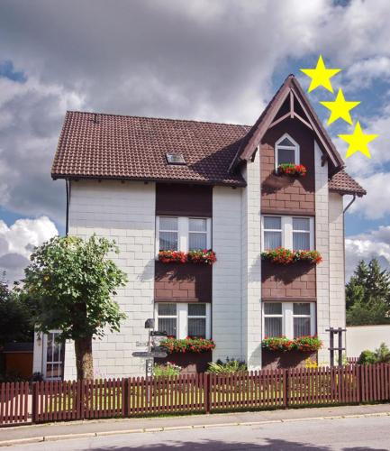 Haus Sonnenruh - Apartment - Oberhof