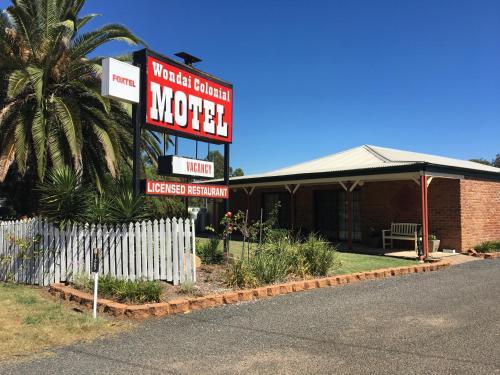 . Wondai Colonial Motel
