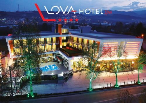Yalova Yalova Lova Hotel & SPA Yalova odalar