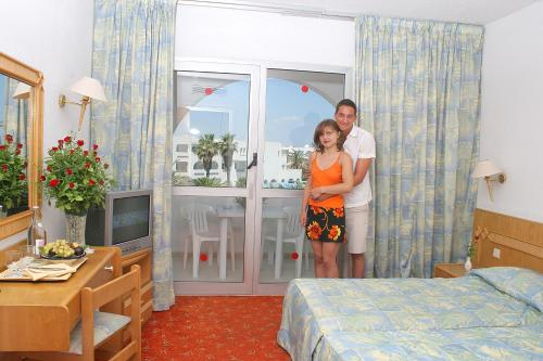 El Mouradi Port El Kantaoui zdjęcia pokoju