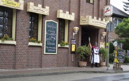 . Hotel Restaurant Zum Alten Ritter