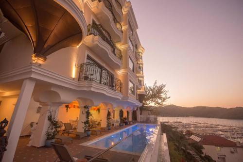 Fethiye Casa Margot Hotel ulaşım