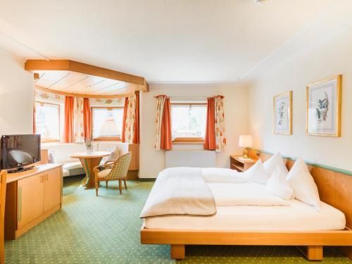 Фото отеля Living & Spa Vitalhotel Edelweiss