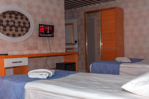 Ankara Peracity Hotel harita