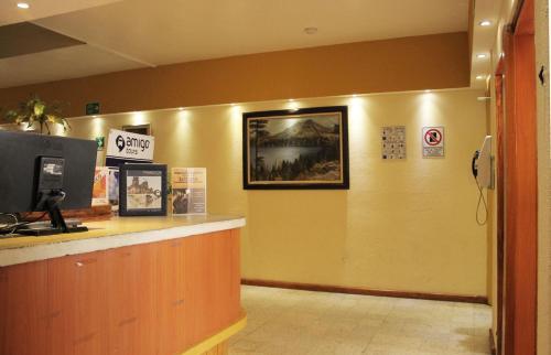 Foto - Hotel Amigo Zocalo