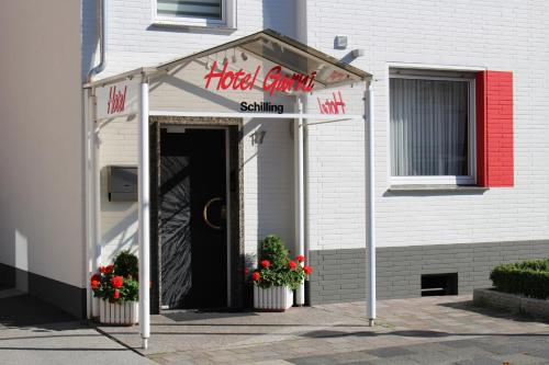 Bed & Breakfast Hotel Garni Schilling 1