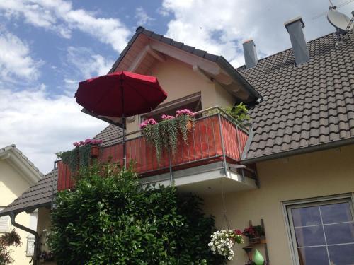 . Ferienwohnung Haus Albsicht