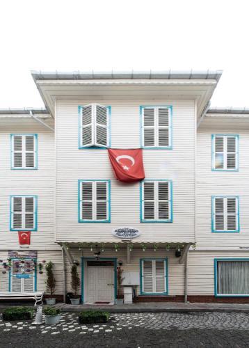 Istanbul Alhambra Apart Hotel address