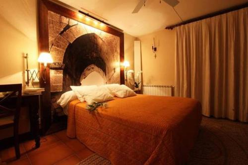 Double or Twin Room Hotel Rural & Spa Las Nubes 16