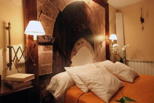 Double or Twin Room Hotel Rural & Spa Las Nubes 14