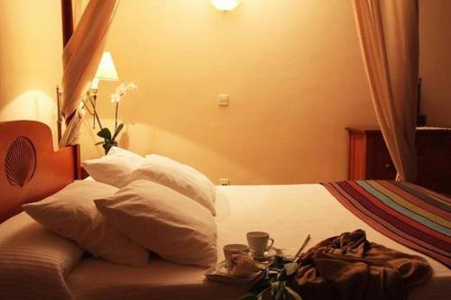 Double or Twin Room Hotel Rural & Spa Las Nubes 19