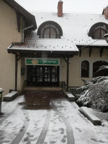 Peregrino Panzió, Pension in Budaörs