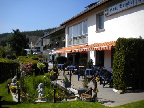 . Hotel Pension Haus Berghof