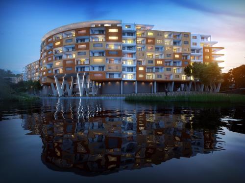 Waters Edge Luxury Apartments