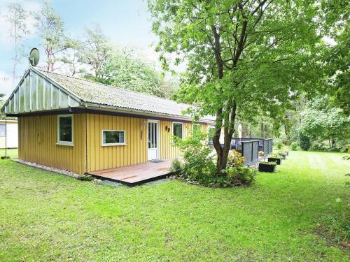Holiday Home Svalevej in Ebeltoft