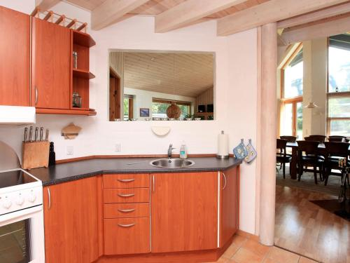 Three-Bedroom Holiday home in Væggerløse 26 in Bøtø By