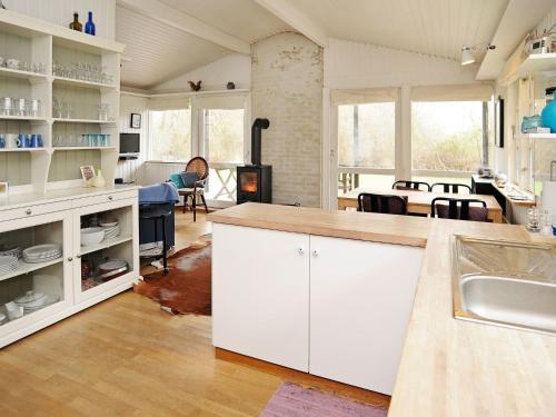 Holiday Home Engvej in Hou