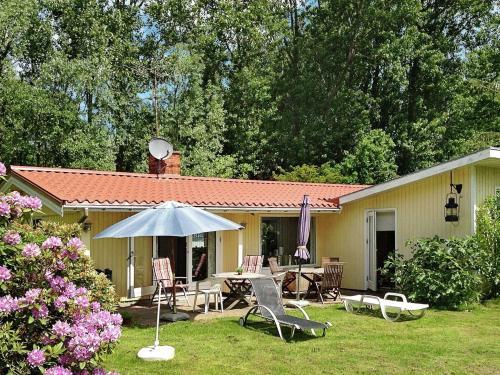 Two-Bedroom Holiday home in Dannemare 7 in Dannemare