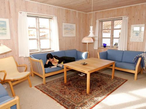 Three-Bedroom Holiday home in Løkken 68 in Løkken