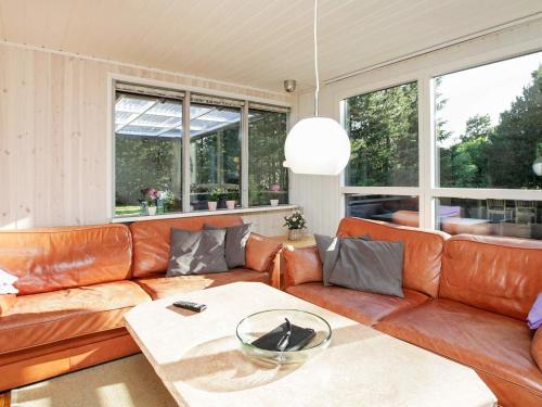 Two-Bedroom Holiday home in Hals 33 in Hals