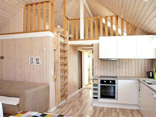 Two-Bedroom Holiday home in Løkken 28 in Løkken