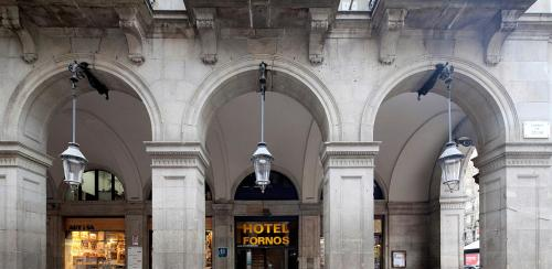 Hotel Fornos photo 27