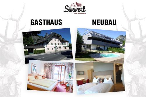 Gasthof Simmerlwirt, Pension in Sankt Leonhard