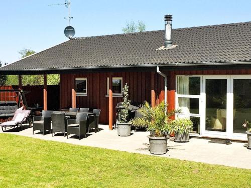 Holiday Home Fejøvej in Glesborg