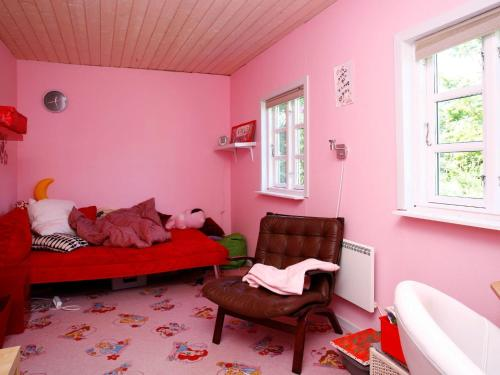 Three-Bedroom Holiday home in Asnæs 5 in Asnæs