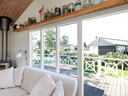 Three-Bedroom Holiday home in Sæby 20 in Sæby