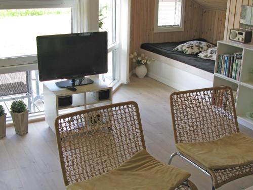 Three-Bedroom Holiday home in Skals 4 in Hjarbæk