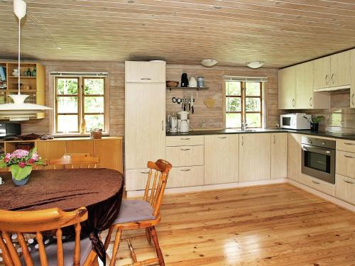 Three-Bedroom Holiday home in Jerup 12 in Jerup